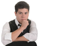 Handsome Young man Royalty Free Stock Photography