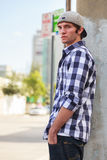 Handsome young man Royalty Free Stock Photos