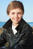 Handsome Young Teenager Royalty Free Stock Images