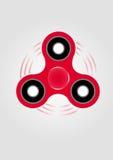 Handspinner-Unruhespielzeug Lizenzfreies Stockfoto