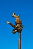 Handstand - Ντάνιελ Stern Στοκ Φωτογραφίες