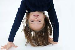 Handstand Στοκ εικόνα με δικαίωμα ελεύθερης χρήσης