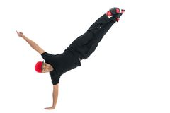 Handstand Στοκ φωτογραφία με δικαίωμα ελεύθερης χρήσης