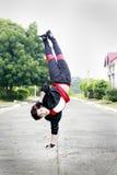 Handstand Lizenzfreie Stockfotos