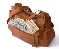 Handtasche Stockbild
