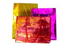 Handtasche für schönes Geschenk Lizenzfreie Stockfotografie