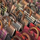 Handtassen Royalty-vrije Stock Afbeeldingen
