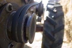 Handtraktor Royaltyfri Bild