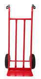 Handtruck isolated on white Stock Photography