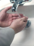 handtvätt royaltyfri bild