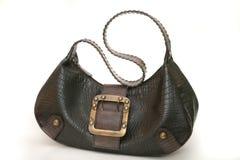 handväska som jag piskar Royaltyfri Foto
