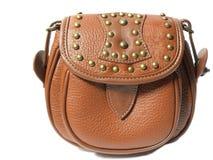 handväskakvinnor Arkivbilder