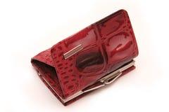 handväskared Royaltyfria Bilder