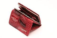 handväskared Royaltyfria Foton