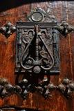 Handvat van de deur Royalty-vrije Stock Afbeeldingen
