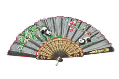 Handventilator Chinees Royalty-vrije Stock Fotografie