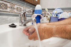 Handwashing Royalty Free Stock Photography