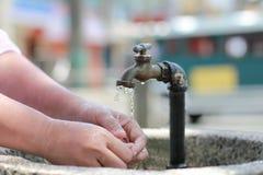 Handwashing.jpg Royalty Free Stock Image