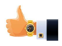 handwatch Stock Illustrationer