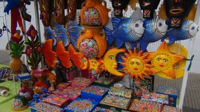 Handwerk in Santa Cruz Bolivien, Südamerika Stockbilder