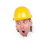 Handwerker lizenzfreies stockfoto
