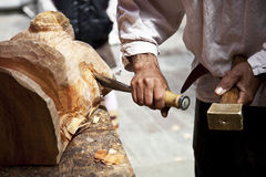Handwerker stockfotografie