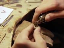 Handwork Stock Foto's
