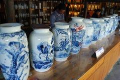 Handwork chinaware 2 Royalty Free Stock Photo