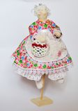 Handwork dolls Stock Photos