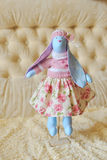 Handwork dolls Royalty Free Stock Images