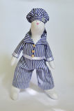 Handwork dolls Royalty Free Stock Photography