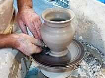 Handwork - Grécia foto de stock
