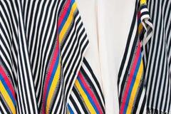 Handwoven Kolumbijscy poncho Obrazy Stock
