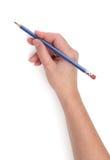 handwriting Fotografering för Bildbyråer