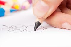 handwriting Imagens de Stock Royalty Free