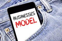 Handwriting zawiadomienia teksta seansu biznesów model Biznesowy pojęcie dla projekta Dla biznes Pisać telefonu telefonu komórkow Obrazy Royalty Free