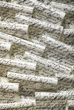 handwritten immagini stock libere da diritti