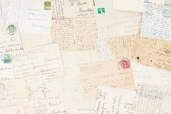 Handwritten letter Royalty Free Stock Photos