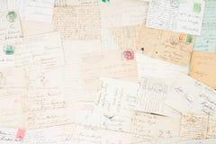 Handwritten letter Stock Photos