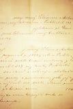 Handwritten text grunge background Stock Images