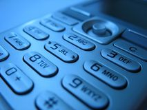 Handy-Auflagen 4 Lizenzfreies Stockfoto