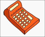 Handy Calculator Royalty Free Stock Photo