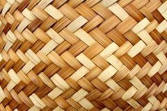 Handy craft bamboo background Royalty Free Stock Images