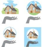 Handy House Stock Image