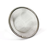 Handy Mesh Sink Strainer Royalty Free Stock Images