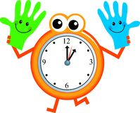 Handy time Stock Images