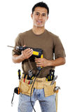 Handyman royalty free stock image