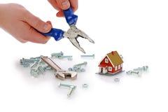 Handyman. royalty free stock photos