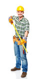 Handyman Royalty Free Stock Photos