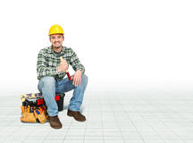 Handyman Royalty Free Stock Photo